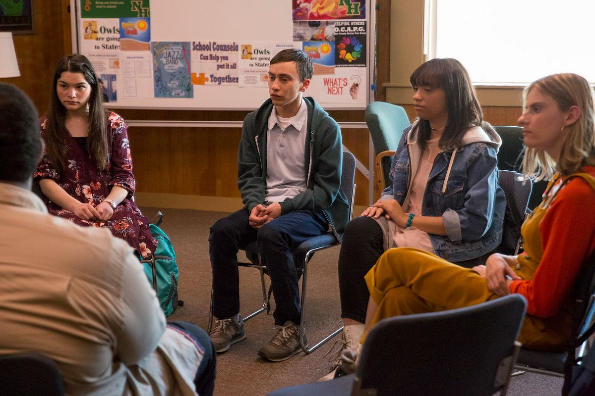 """Atypical"" following four young adults on the autism spectrum."
